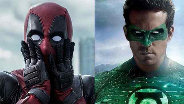 Marvel e DC atores