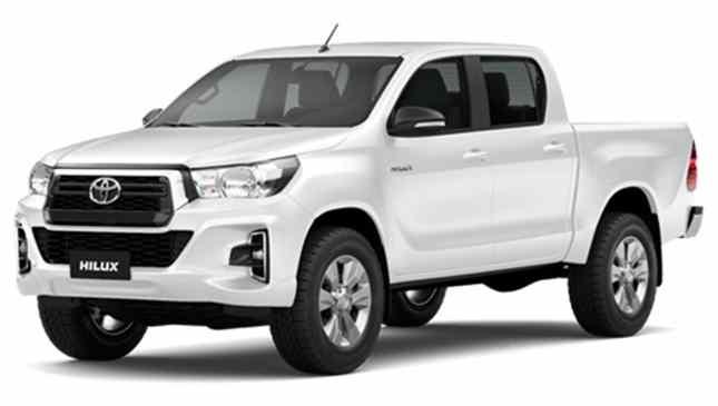 Toyota Hilux SR 2.7 Flex CD