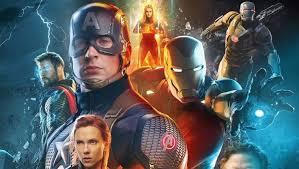 """Poster oficial de """"Vingadores: Ultimato"""" foi criado por artista de fanarts"""