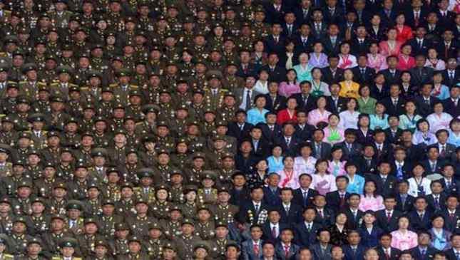 foto coreia do norte