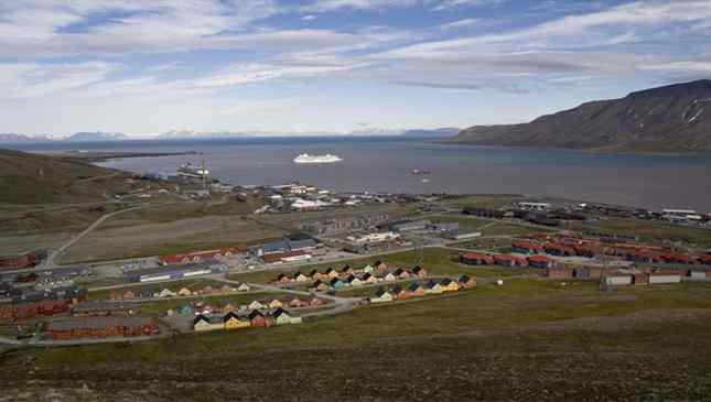 Longyearbyen proibido morrer