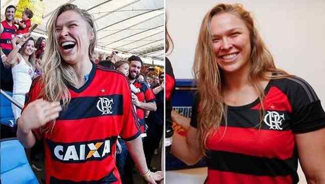 Ronda Rousey - Foto - Dvulgação