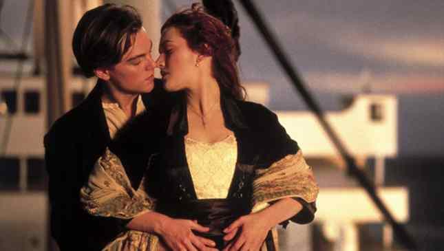 Titanic ainda está entre os três maiores sucessos da história