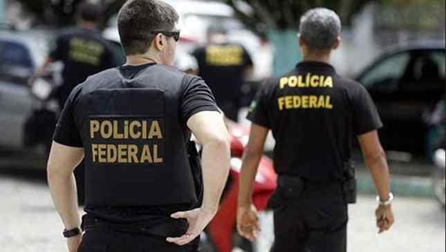 polícia federal operações