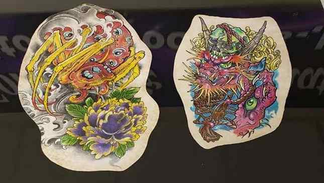 tatuagens de entes queridos falecidos