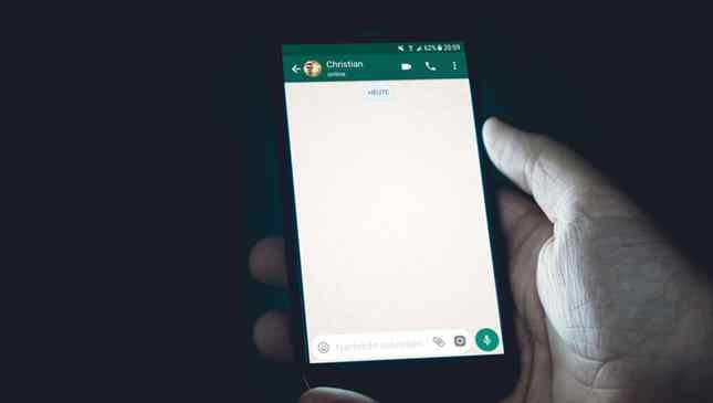 Whatsapp busca evitar más práticas