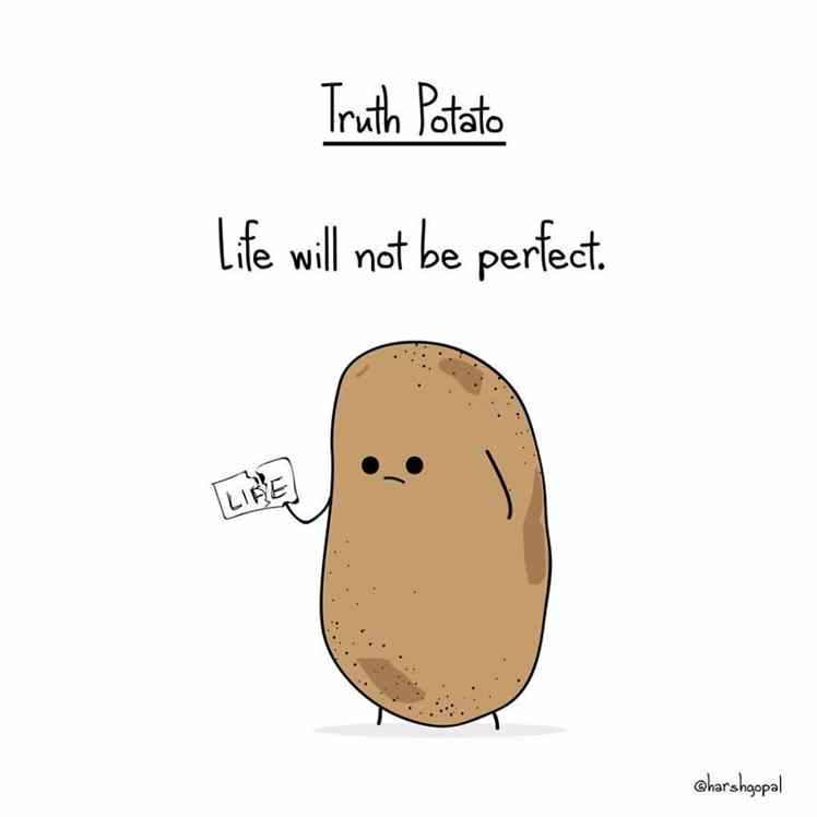 truth potato