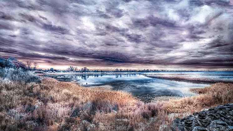 lago de Chernobyl