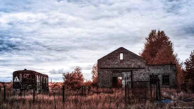Cidade fantasma Pripyat