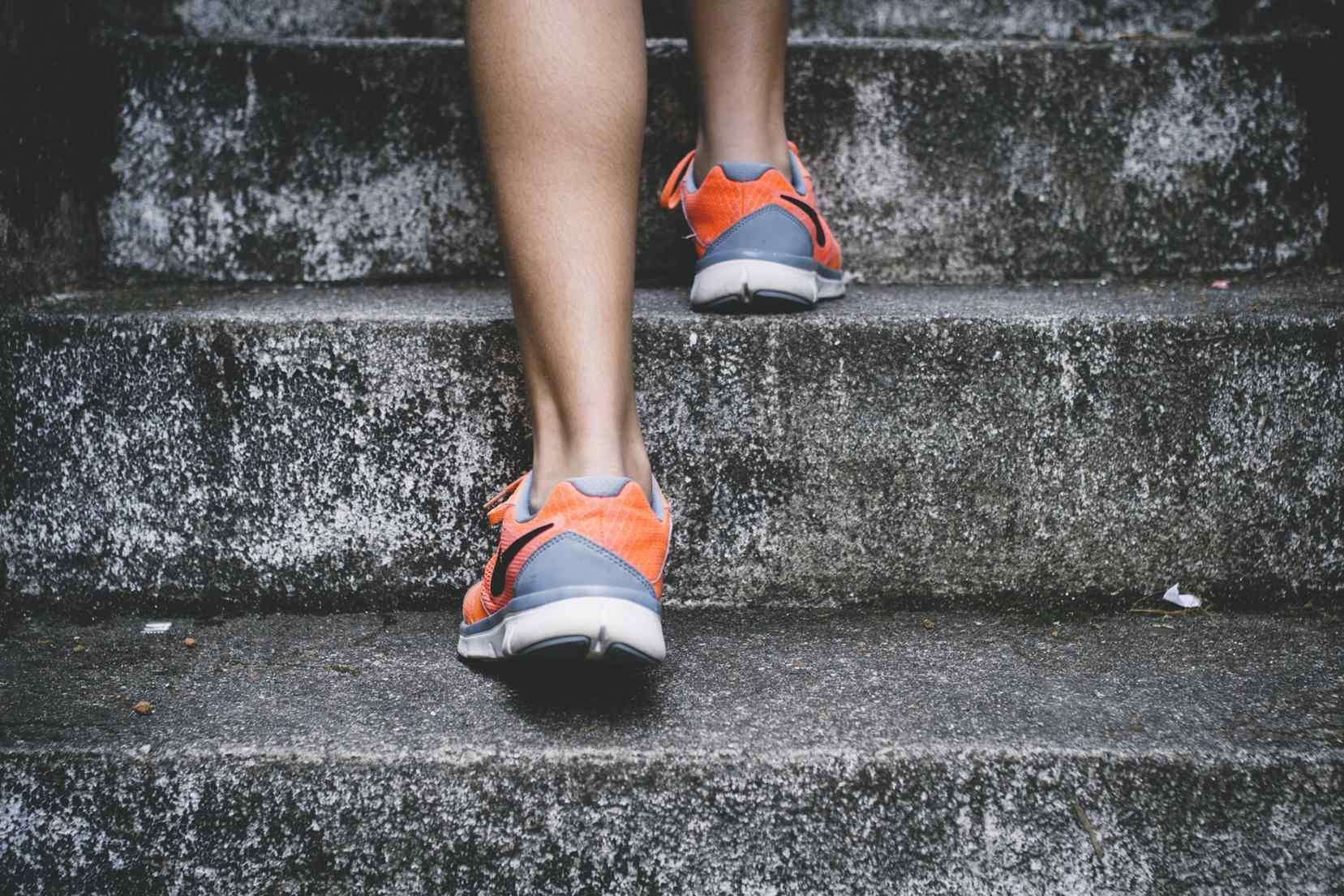Excesso de exercícios