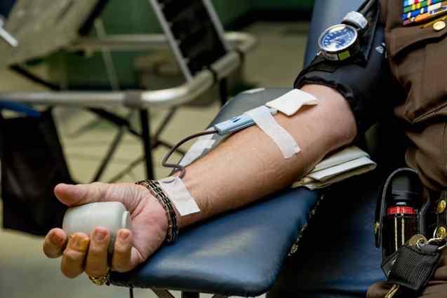 Projeto doação de sangue