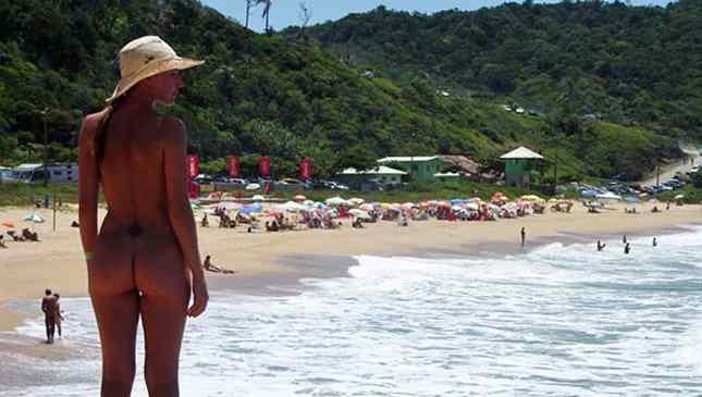 naturismo no Brasil