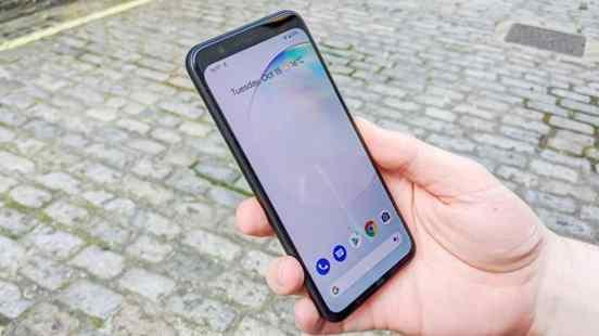 novo celular google