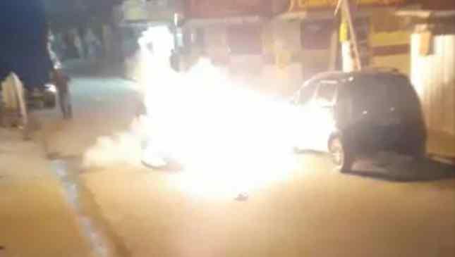Homem com granada no bolso cai e artefato explode no RJ