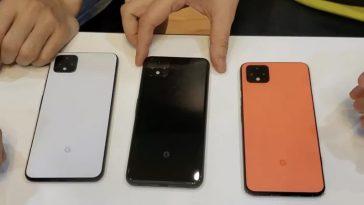 Novo Pixel 4 – smartphone Google chegou