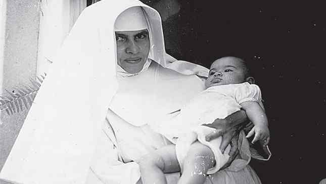 Primeira santa brasileira