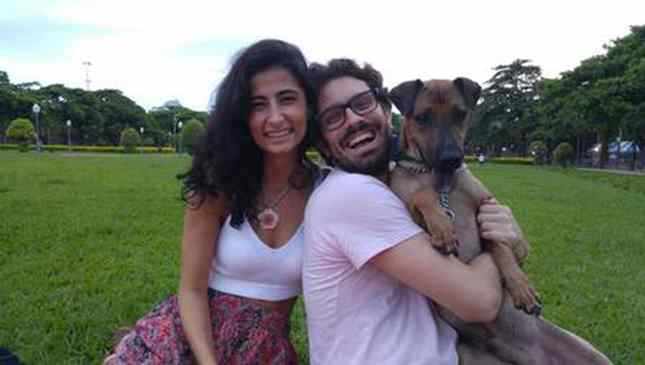 cão com câncer flamengo