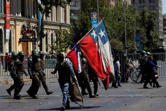 Chile vota redução de salários de políticos