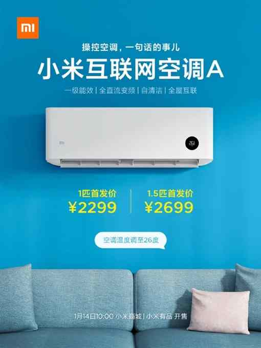 ar-condicionado Xiaomi