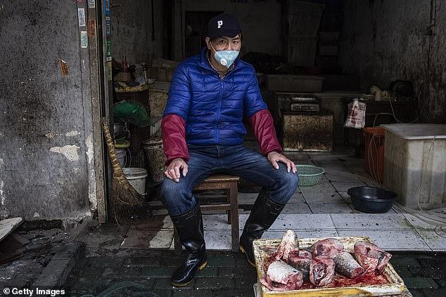 Mercados de animais na China