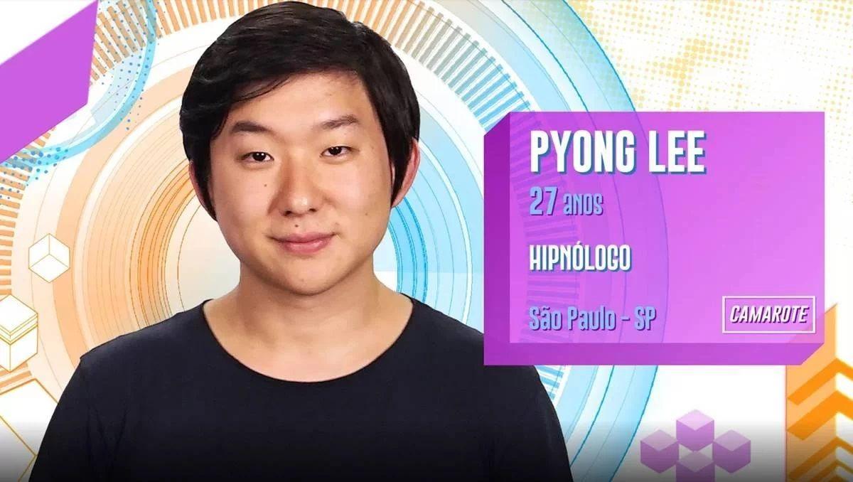 Pyong Lee não usa desodorante
