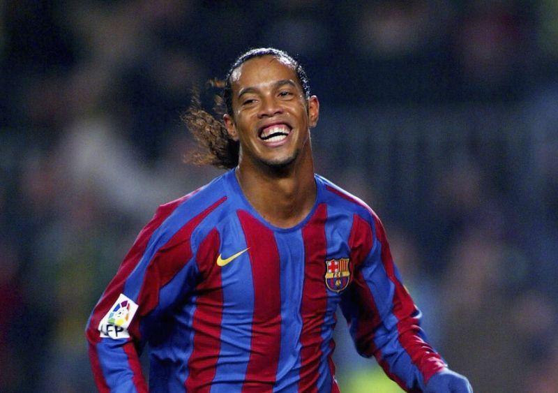 Ronaldinho Gaúcho marcou 23 gols