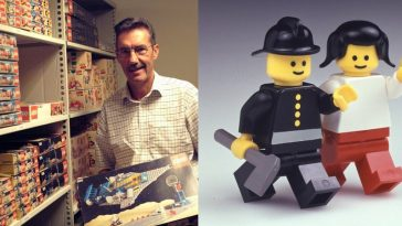 criador do boneco Lego