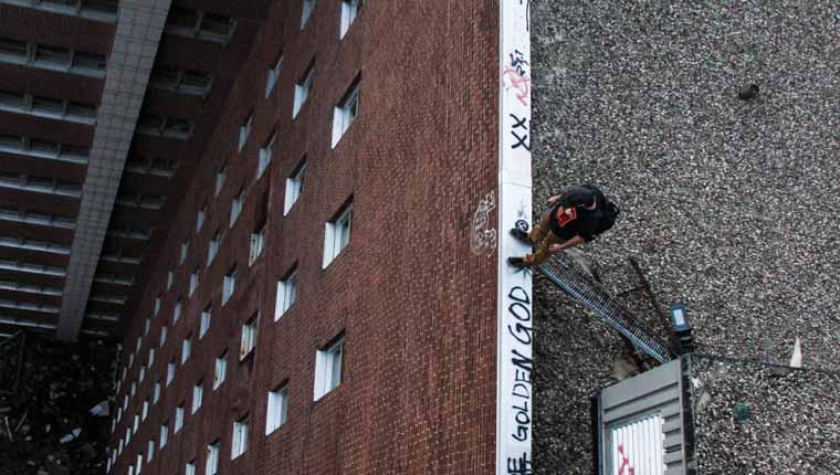Acrofobia medo de altura