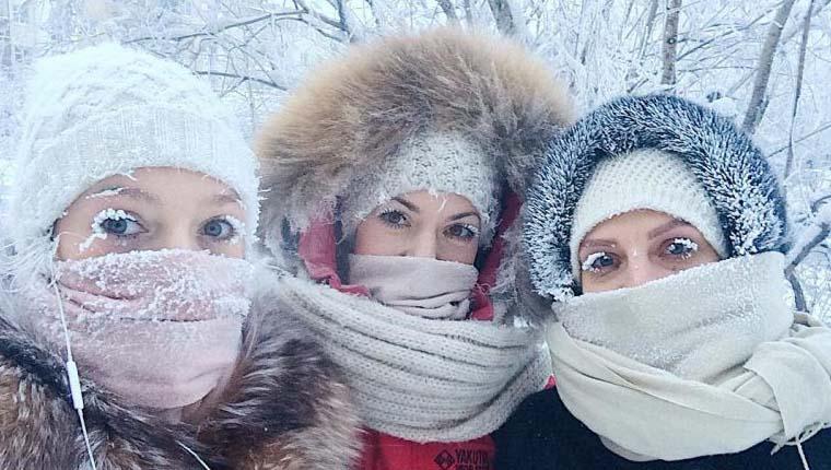 Quais são as cidades mais frias do mundo