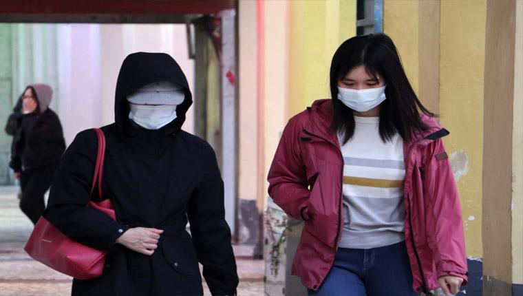 combate ao coronavírus máscaras