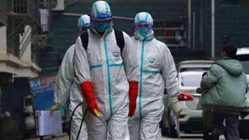 pandemia de coronavírus