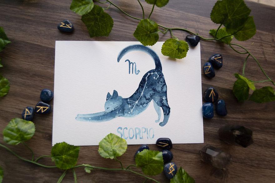 obras de arte gatos
