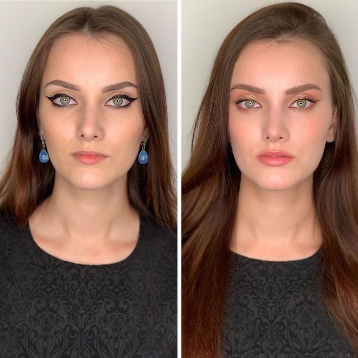 diferenças entre maquiagem amadora e profissional