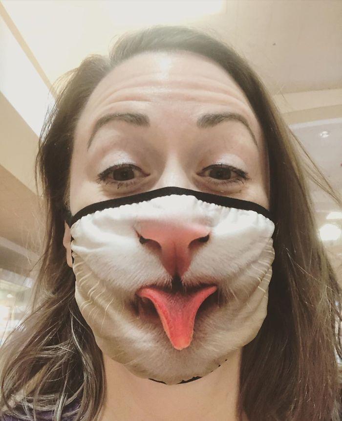 máscaras engraçadas