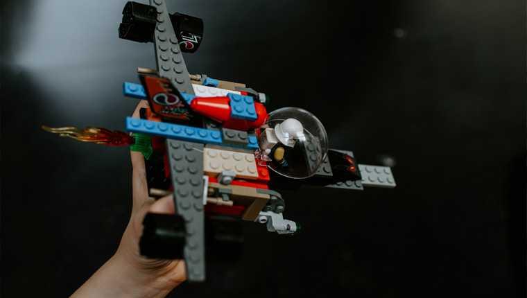 Curiosidades sobre o Lego versões