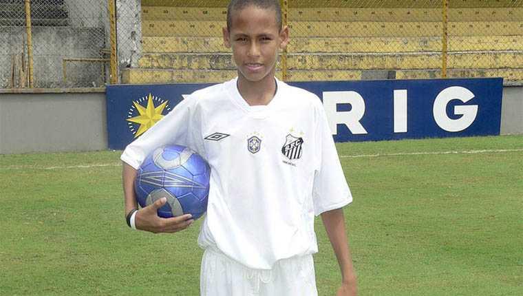 Curiosidades sobre Neymar