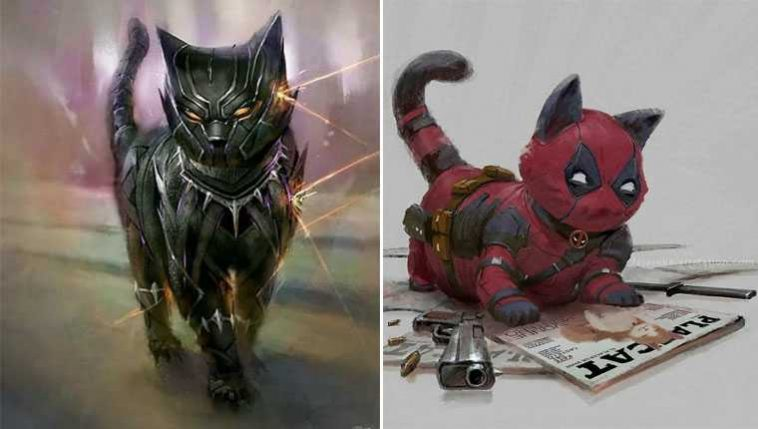Gatinhos viram personagens cinema