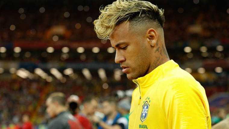 Neymar curiosidades
