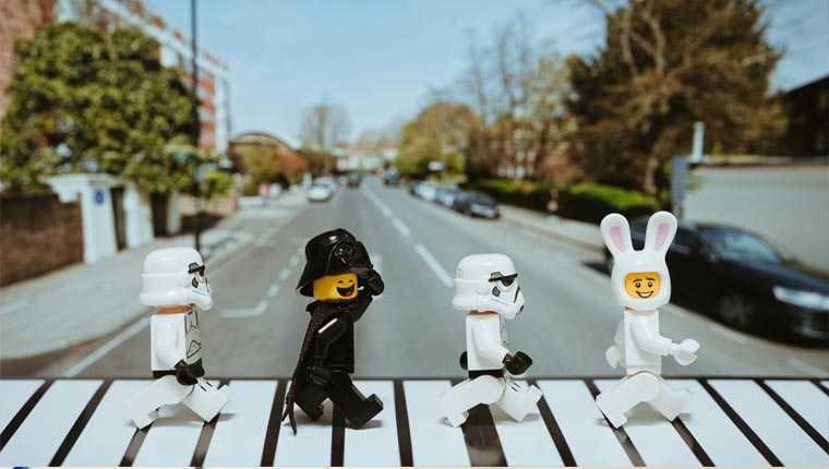 Versões mais divertidas de Lego