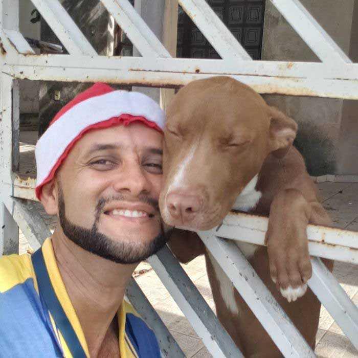 homem fotos com animais