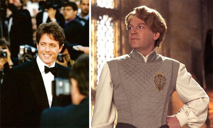 atores de Harry Potter