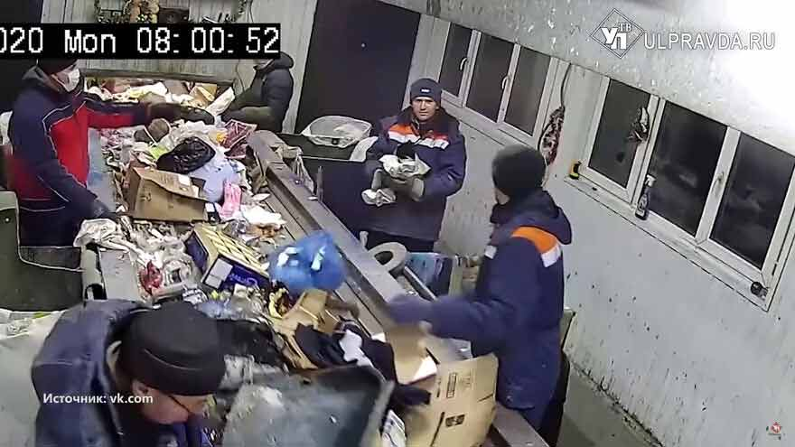 Gatinho-é-resgatado-de-compactador-de-lixo-vídeo