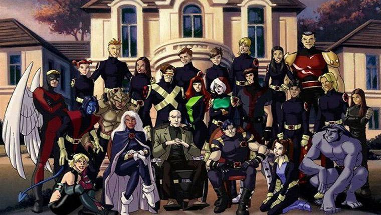 X-Men Evolution desenhos que passavam no SBT
