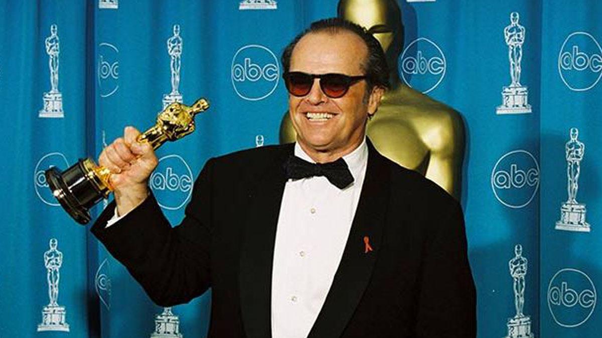 Jack Nicholson Atores e atrizes com mais premiações Oscar