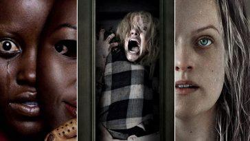 Melhores filmes de terror de todos os tempos no top 10 de avaliações