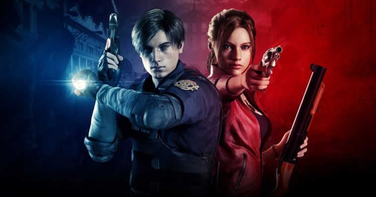 Reboot de Resident Evil no cinema