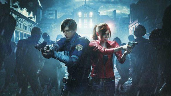 novo Resident Evil