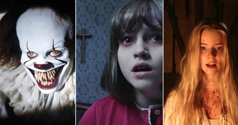 filmes aterrorizantes disponíveis na Netflix