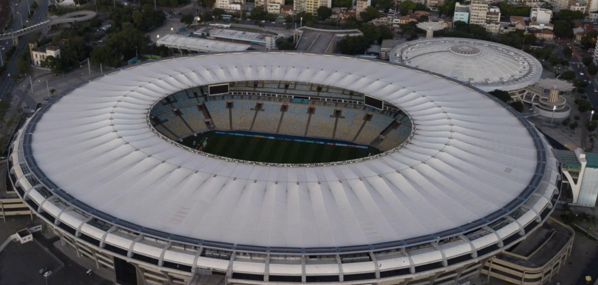 estádio maracanã jornalista mário filho