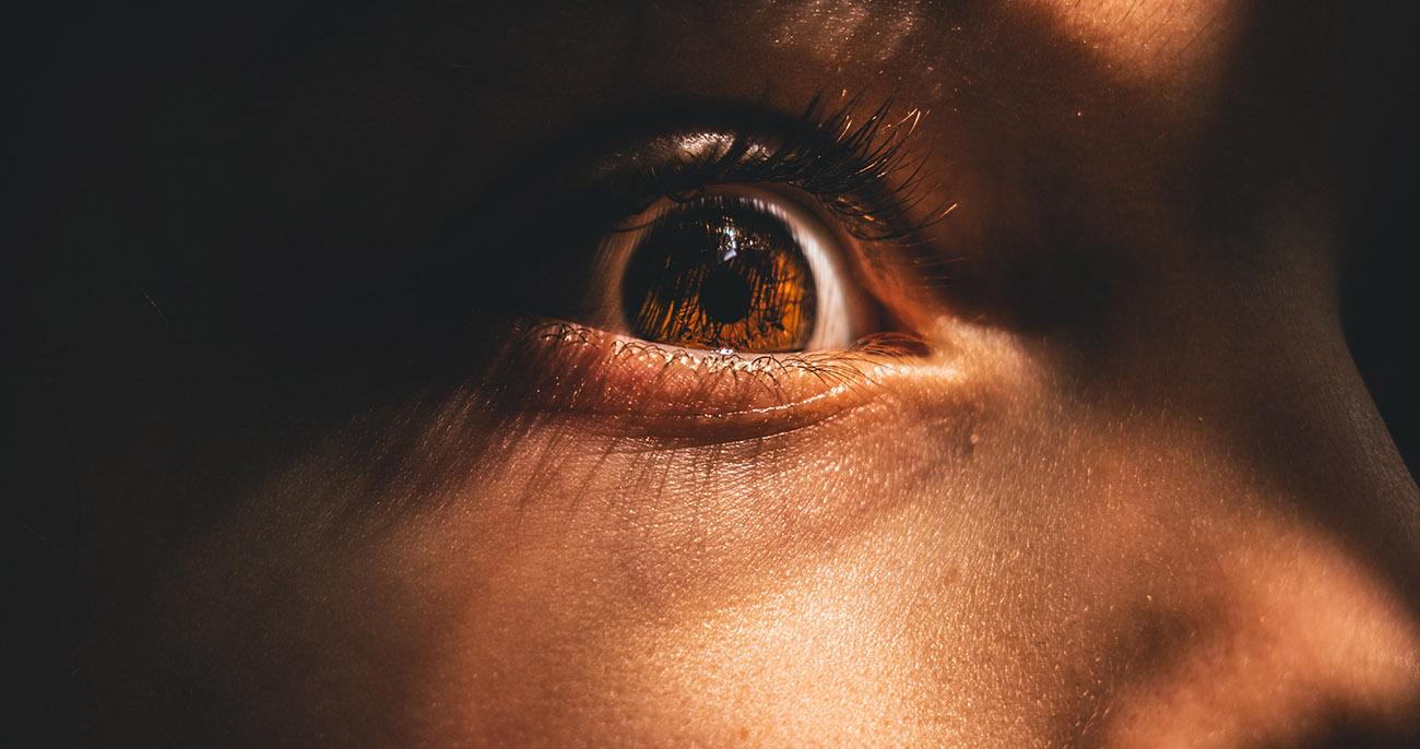 olho humano saúde